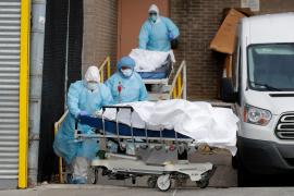 El coronavirus es ya la tercera causa de muerte en EEUU