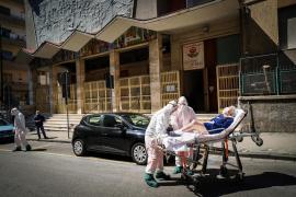Italia supera los 115.000 casos y roza los 14.000 fallecidos por coronavirus