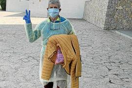Jaume Roca, la voz de la esperanza en Montuïri tras haber superado el coronavirus