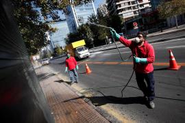 Una mujer con coronavirus se fuga de un hospital en Chile y provoca alarma en un concurrido mercado