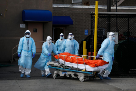 La pandemia de coronavirus supera el millón de contagios