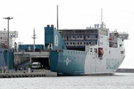 Balearia presenta un ERTE parcial afecta a 544 trabajadores de la naviera