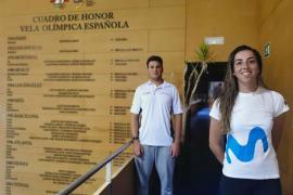 Dos regatistas baleares, confinados en el CEAR de Santander