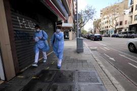 El pico de coronavirus en Baleares se registra esta semana, según el Cercle d'Economia