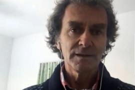 Fernando Simón: «Reducir el riesgo es también cambiar la forma en la que contactamos»