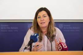 Patricia Gómez pide disculpas a los sanitarios por «la limitación en el uso» de material de protección