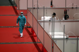 El hospital de Ifema permite la compañía de un familiar en las «últimas horas de vida»