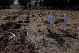 Brasil admite ahora que la primera muerte por COVID-19 ocurrió a finales de enero
