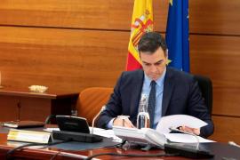 Sánchez anunciará este sábado si prorroga el estado de alarma hasta el 26 de abril