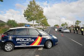 Detenidas dos personas en Sant Antoni y Vila por desobediencia