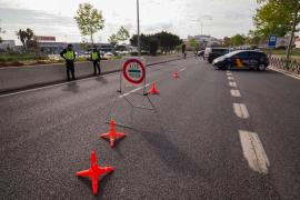 Dos detenidos en Ibiza por incumplimiento reiterado del estado de alarma