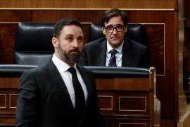 Santiago Abascal no coge el teléfono al presidente del Gobierno