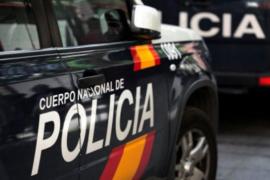 Detenido en Palma por inducir a una menor al abandono del domicilio y por desobediencia