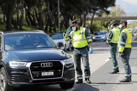 La Guardia Civil, a la caza de los «conductores rebeldes»