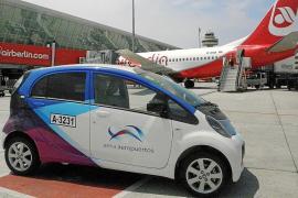 Son Sant Joan estrena su primera flota de vehículos eléctricos