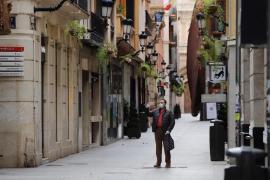 España registra la cifra diaria de muertos más baja desde el 24 de marzo