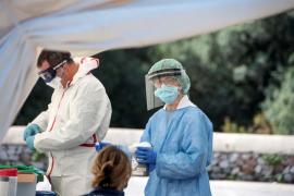 Coronavirus entre el personal sanitario: 19.400 positivos