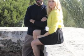 Javier Rey y Ángela Cremonte