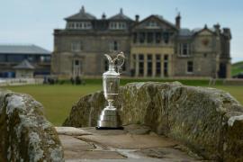El Abierto Británico de golf, cancelado por la crisis sanitaria del COVID-19