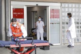 Casi 3 de cada 10 infectados de coronavirus en Baleares son sanitarios