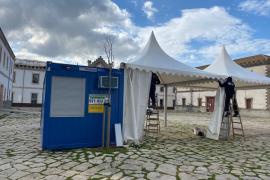 Inca abre una unidad COVID-exprés para el sector sanitario de Tramuntana