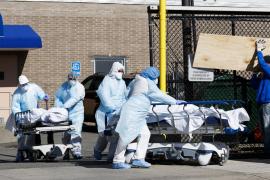 EEUU supera los 10.000 fallecidos por la COVID-19