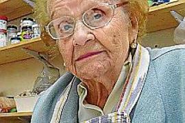 Fallece Margalida Lladó, hija de Jaume Lladó Ferragut