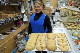 Hornos y pastelerías de toda Mallorca ya elaboran los dulces de Pascua