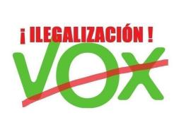 Guerra mediática en las redes: Del montaje de los ataúdes a ilegalizar a Vox