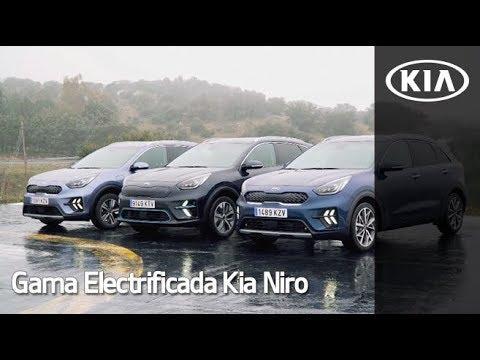 Kia Niro: 20.000 unidades vendidas en España