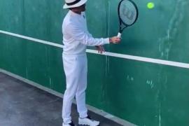 El reto de Federer a Nadal, Djokovic y Cristiano