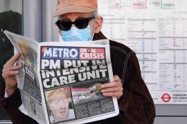 El Reino Unido registra el máximo de fallecidos en un día