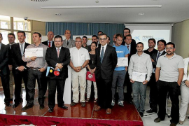 La empresa dedicada a energía eólica Dobgir gana el Premio Emprendedor 2012