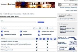 El certificado de residente ya se puede obtener en la web de Cort