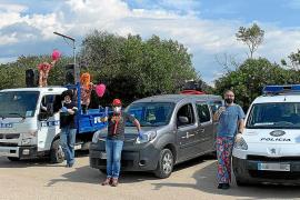 Los alcaldes de Mallorca se sienten 'amenazados' por una carta del Gobierno contra los actos lúdicos
