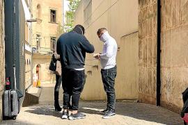 Libertad para dos italianos que trataron de robar un reloj de 120.000 euros en Palma