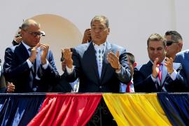 El expresidente de Ecuador Rafael Correa, condenado a 8 años de cárcel