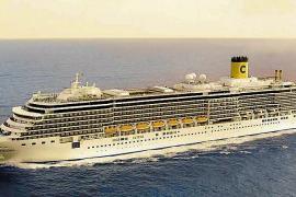 Costa Cruceros quiere llevar su buque 'Deliziosa' a Barcelona