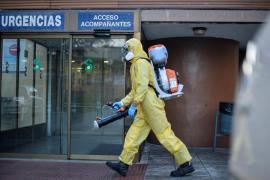 Vuelve a subir el número de personas fallecidas en España