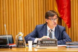 Salvador Illa: «Desde el 2 abril estamos en descenso»