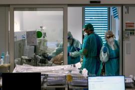 Sanidad no da datos globales de los pacientes en UCI