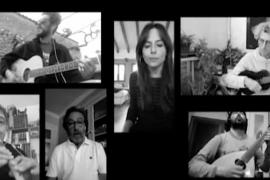 El canto a la amistad durante el confinamiento del grupo Al-Mayurqa