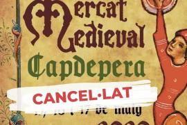 Capdepera suspende su multitudinaria Fira Medieval 2020