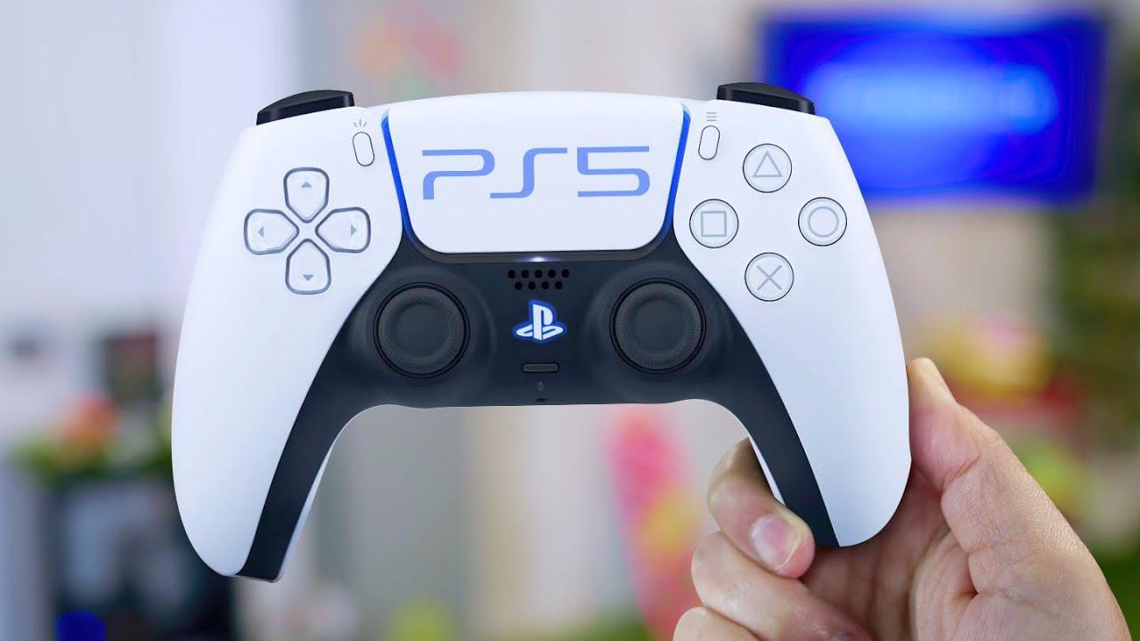 Así es DualSense, el mando de PlayStation 5