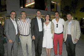 Inauguración de tres nuevos hoteles Luabay en Cala Major