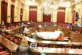Los diputados de Baleares no se rebajan el sueldo por ahora