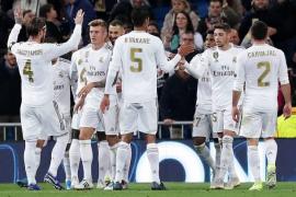 Las plantillas del Real Madrid se rebajan sus retribuciones entre el 10 y 20%
