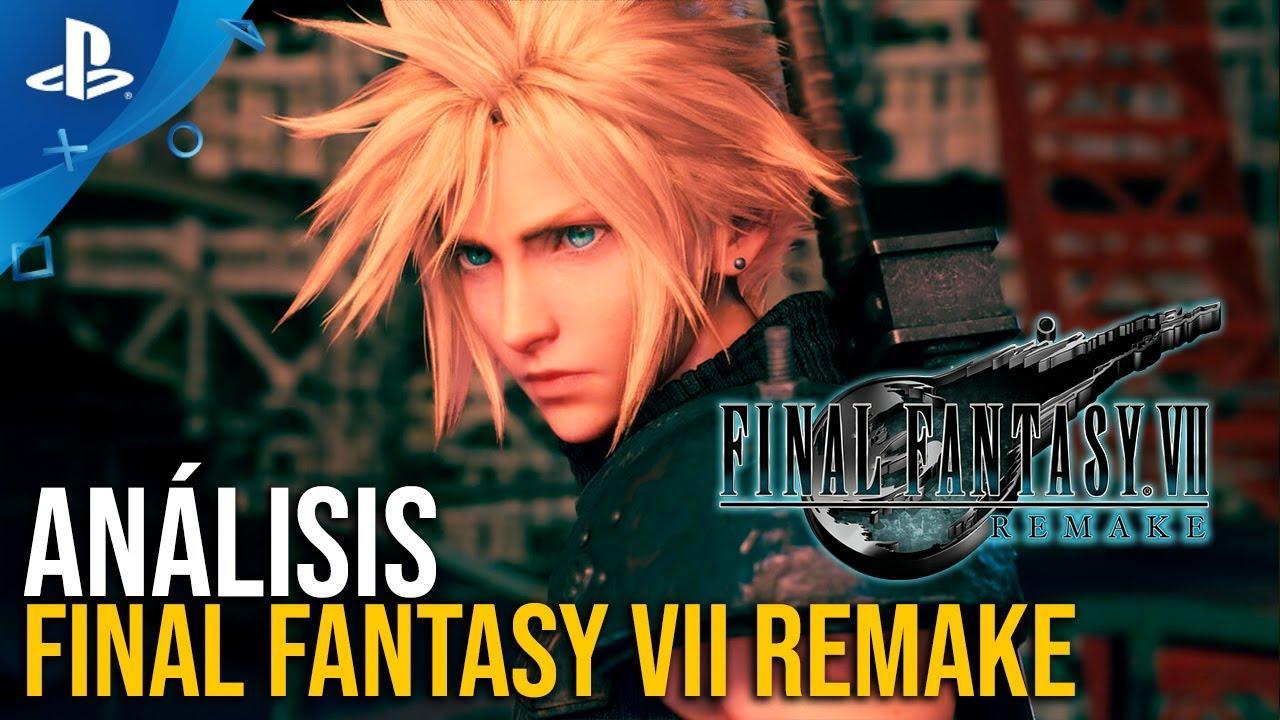 'Final Fantasy VII Remake', el sueño de revivir un clásico