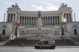 Nuevo repunte de fallecidos y contagios en Italia