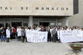 El Ajuntament de Manacor se moviliza para evitar la privatización del hospital